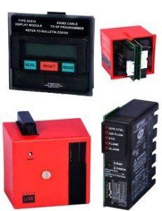 Fireye burner boiler controls