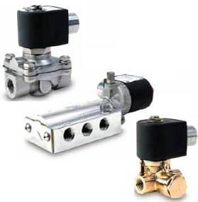 Parker Skinner solenoid valves