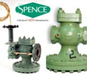 Spence engineering products