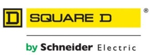 square-d schneider electric logo