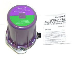 Honeywell C7012E1104 purple peeper